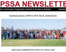 AIPSSA Newsletter Vol.III/2015