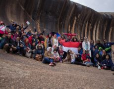 One Day Picnic to Wave Rock